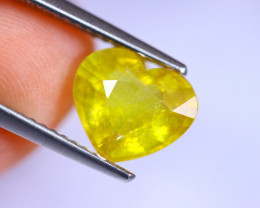 2.81cts Yellow Colour Sapphire / RD535