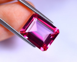 6.73cts Natural Pink Colour Topaz / RD536