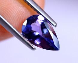 1.24cts Violet Blue D Block Tanzanite / RD542
