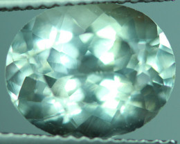 3.98 CT 11X9 MM EXCELLENT CUT !! TOP QUALITY NATURAL SILLIMANITE  - SL173