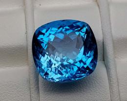 19.55Crt Natural Blue Topaz Stone JIBT15