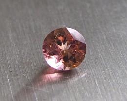 0.84ct Padparadscha colour Tourmaline