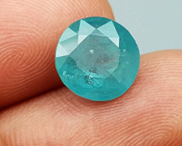 2.65Crt Rarest Grandidierite Natural Gemstones JI82