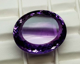 73Crt Natural Amethyst Stone JIAM03