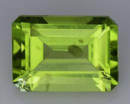 1.07 Ct Natural Peridot Top Quality Gemstone.PD 12
