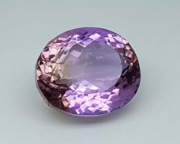 16Crt Bolivian Ametrine Stone JIAMT05