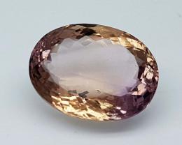 14.85Crt Bolivian Ametrine Stone JIAMT11