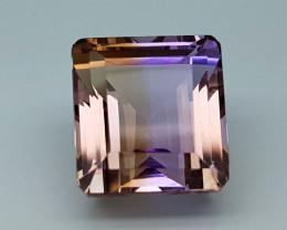 22Crt Bolivian Ametrine Stone JIAMT41