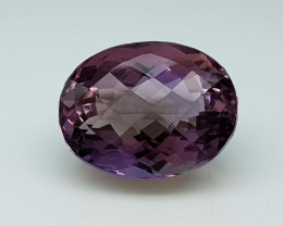 15.85Crt Bolivian Ametrine Stone JIAMT66