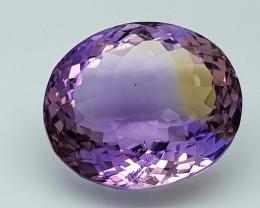 15.65Crt Bolivian Ametrine Stone JIAMT67