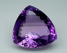 47.65Crt Natural Amethyst Stone JI57