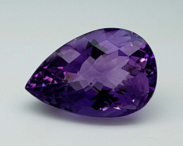 23.65Crt Natural Amethyst Stone JI79