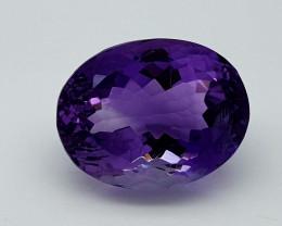 19.45Crt Natural Amethyst Stone JI102