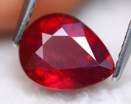 Ruby 2.43Ct Pigeon Madagascar Blood Red Ruby A1716