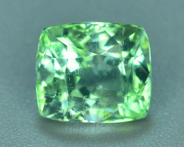 Top Grade 2.25ct Lagoon Green Tourmaline Afghanistan