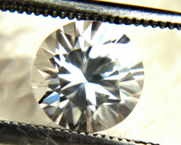 2.14 Carat Clear / White Southeast Asian VVS Zircon - Gorgeous