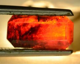 2.85 ct Manganotantalite ~ Extreme Rare Collector's Gem