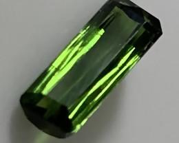 Emerald Green Tourmaline - No reserve - Fabulous Color