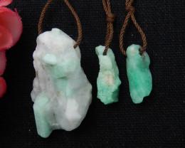 58.5cts Emerald Parcel, May Birthstone, Emerald Gemstone loose gemstone F33