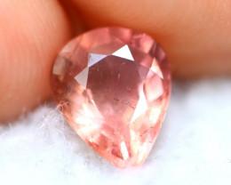 Tourmaline 1.37Ct Natural Peach Pink Tourmaline E1808