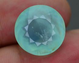 Peruvian Blue Opal 9.45 ct Untreated/Unheated SKU.5