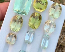 113 carats spodumene Gemstones