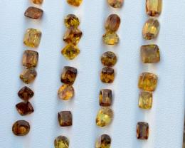 22.20 Carats Sphene Titanite Gemstones