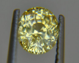 Certified Sapphire of high quality, 3.219ct, GLA certified , 4500€ est. val