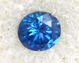0.06 Cts Blue Diamonds brilliant cut  SD-399