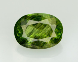 3.75 Ct Natural Gorgeous Rutile Peridot