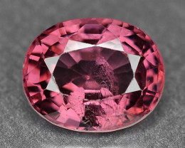 1.85 Cts Untreated Very Rare Deep Pink Color Burma Natural Spinel Gemstone
