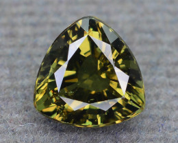 Rarest Garnet 1.35 ct Dramatic Full Color Change SKU-33