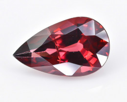 1.77 Crt Rhodolite Garnet Faceted Gemstone (Rk-82)