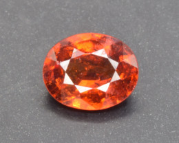 Natural Spessertite Garnet 1.09 Cts