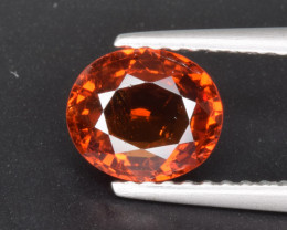 Natural Spessertite Garnet 1.38 Cts