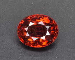 Natural Spessertite Garnet 1.41 Cts