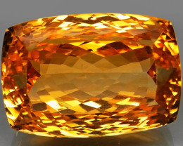 43.04 ct. 100% Natural Unheated Top  Quality Yellow Golden Citrine Brazil