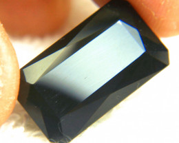 CERTIFIED - 20.40 Ct. Coal Black African Tourmaline - Gorgeous