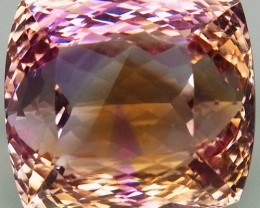 35.84 Ct.  100% Natural Earth Mined Top Quality Ametrine Bolivia Unheated