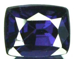 Natural Deep Blue Spinel 0.87 Cts Cushion Cut Sri Lanka