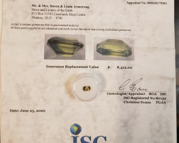 certified 2.01 Aust. sapp. Bi-color