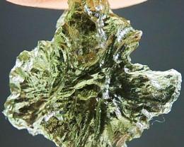 Glossy Real Moldavite quality A+/++