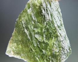 Vibrant Green Moldavite