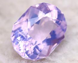 Lavender Amethyst 4.22Ct VVS Natural Lavender Purple Amethyst D2131