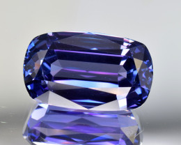 Natural Tanzanite 13.10 Cts Top Grade  Faceted Gemstone