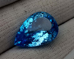 28.25CT BLUE TOPAZ BEST QUALITY GEMSTONE IIGC96