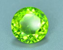 3.50 Ct Natural Green Peridot