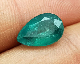 2.35Crt Rarest Grandidierite  Natural Gemstones JI85
