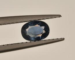 Natural Blue Sapphire 0.53 Carats