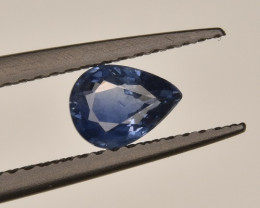 Natural Blue Sapphire 0.58 Carats